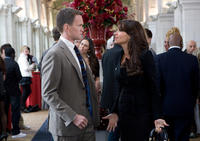 Neil Patrick Harris as Patrick and Sofia Vergara as Odile in