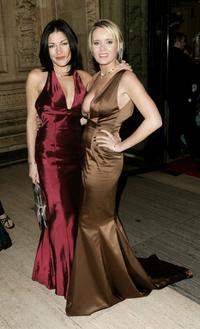 Liz May Brice and Dannielle Brent at the National Television Awards 2006.