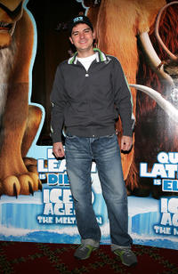 Carlos Saldanha at the New York premiere of