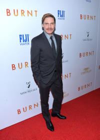 Daniel Bruhl at the New York premiere of