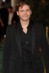 Daniel Bruhl at the Goya Cinema Awards ceremony.