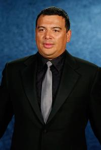 Carlos Mencia at the 2008 ALMA Awards.