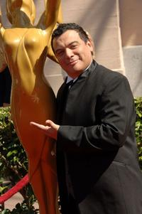 Carlos Mencia at the 2007 Creative Arts Emmy Awards.