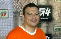 Carlos Mencia at the G-phoria Awards.