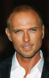 Luke Goss at the London premiere of