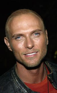 Luke Goss at the Hallmark Channel's
