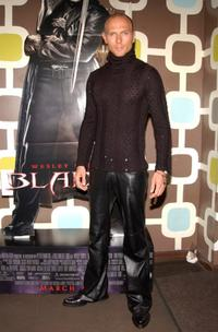 Luke Goss at the after party of the premiere of