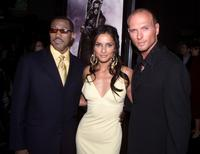 Wesley Snipes, Leonor Varela and Luke Goss at the premiere of