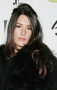 Kate Magowan at the live final of UK Music Hall Of Fame 2005.