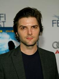 Adam Scott at the North American premiere of