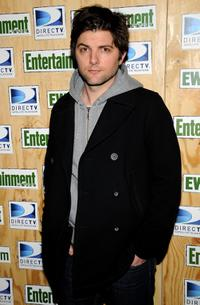 Adam Scott at the 2008 Sundance Film Festival.