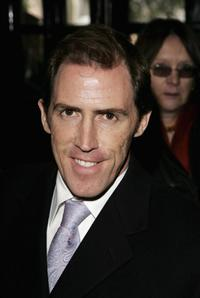 Rob Brydon at the South Bank Show Awards.