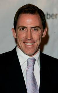 Rob Brydon at the British Independent Film Awards.