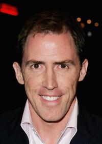 Rob Brydon at the screening of