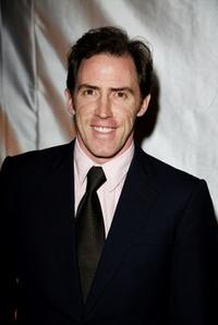 Rob Brydon at the Inaugural British Academy Film and Television Arts (BAFTA) Nominees Reception.