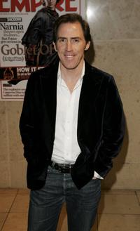 Rob Brydon at the Sony Ericsson Empire Film Awards 2006.
