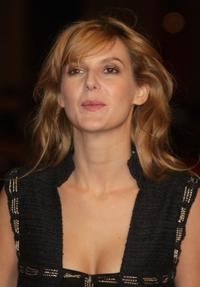 Elodie Navarre at the premiere of