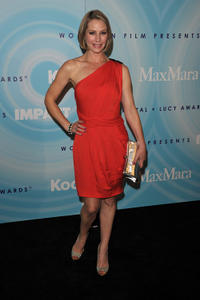 Meredith Monroe at the 2011 Women In Film Crystal + Lucy Awards in California.