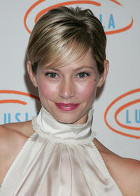 Meredith Monroe at the 7th Annual Lupus LA Bag Ladies Luncheon in California.