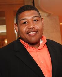 Omar Benson Miller at the Chrysler LLC's 6th Annual Behind The Lens Award.