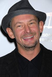 Ian Hart at the premiere screening of