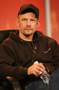 Ian Hart at the 2007 Winter TCA Press Tour.