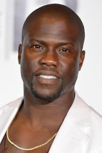 Kevin Hart at the 2012 BET Awards in L.A.