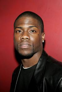 Kevin Hart at the special cast and crew screening of