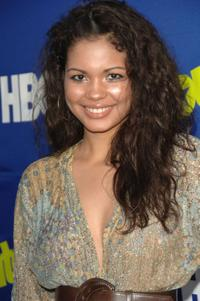 Jennifer Freeman at the premiere of