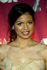 Jennifer Freeman at the 36th NAACP Image Awards.