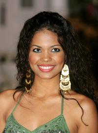 Jennifer Freeman at the ABC's Winter Press Tour Party.