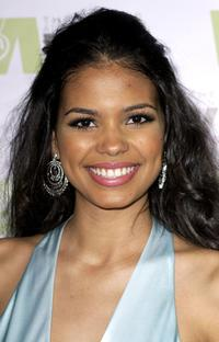 Jennifer Freeman at the 2004 Vibe Awards on UPN.