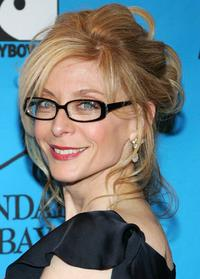 Nina Hartley at the 24th annual Adult Video News Awards Show.