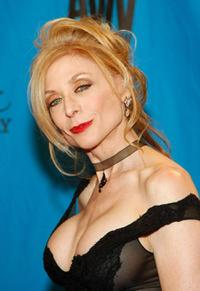 Nina Hartley at the 27th Annual Adult Video News Awards Show.