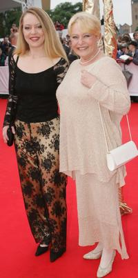 Therese and Karin Baal at the Deutscher Filmpreis, the German Film Awards.