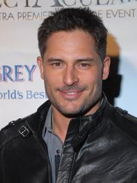 Joe Manganiello at the 3rd Annual Saturday Night Spectacular.