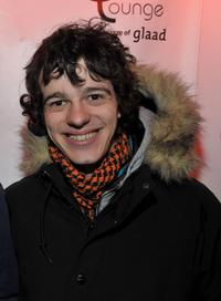 Fernando Tielve at the Sundance Glamdance party during the 2009 Sundance Film Festival.