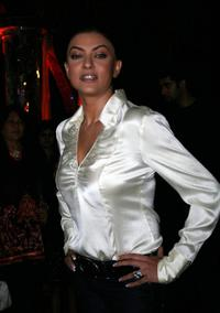 Sushmita Sen at the Awards Ceremony in Mumbai.