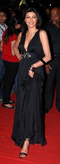 Sushmita Sen at the premiere of