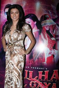 Sushmita Sen at the music launch of