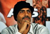 Arjun Rampal at the press conference of