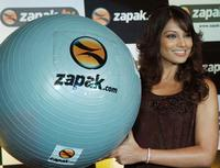 Bipasha Basu at the launch of an audio-visual action game called