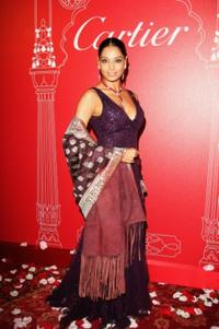Bipasha Basu at the Cartier International Jewellery Launch Night.