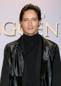 Gabriel Garko at the premiere of