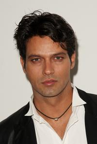 Gabriel Garko at the World Music Awards.