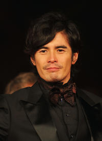 Hideaki Ito at the premiere of