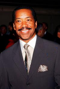 Obba Babatunde at the opening night of
