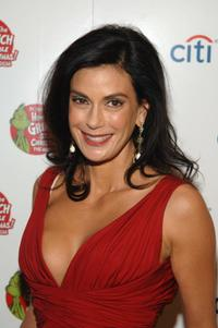 Teri Hatcher at the opening night of