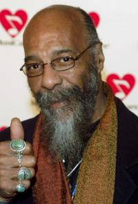 Richie Havens at the 13th Annual MusiCares Person of the Year Tribute.