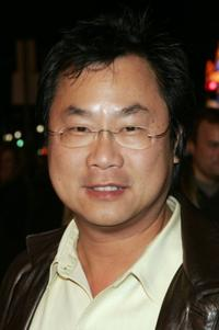 James Wong at the premiere of